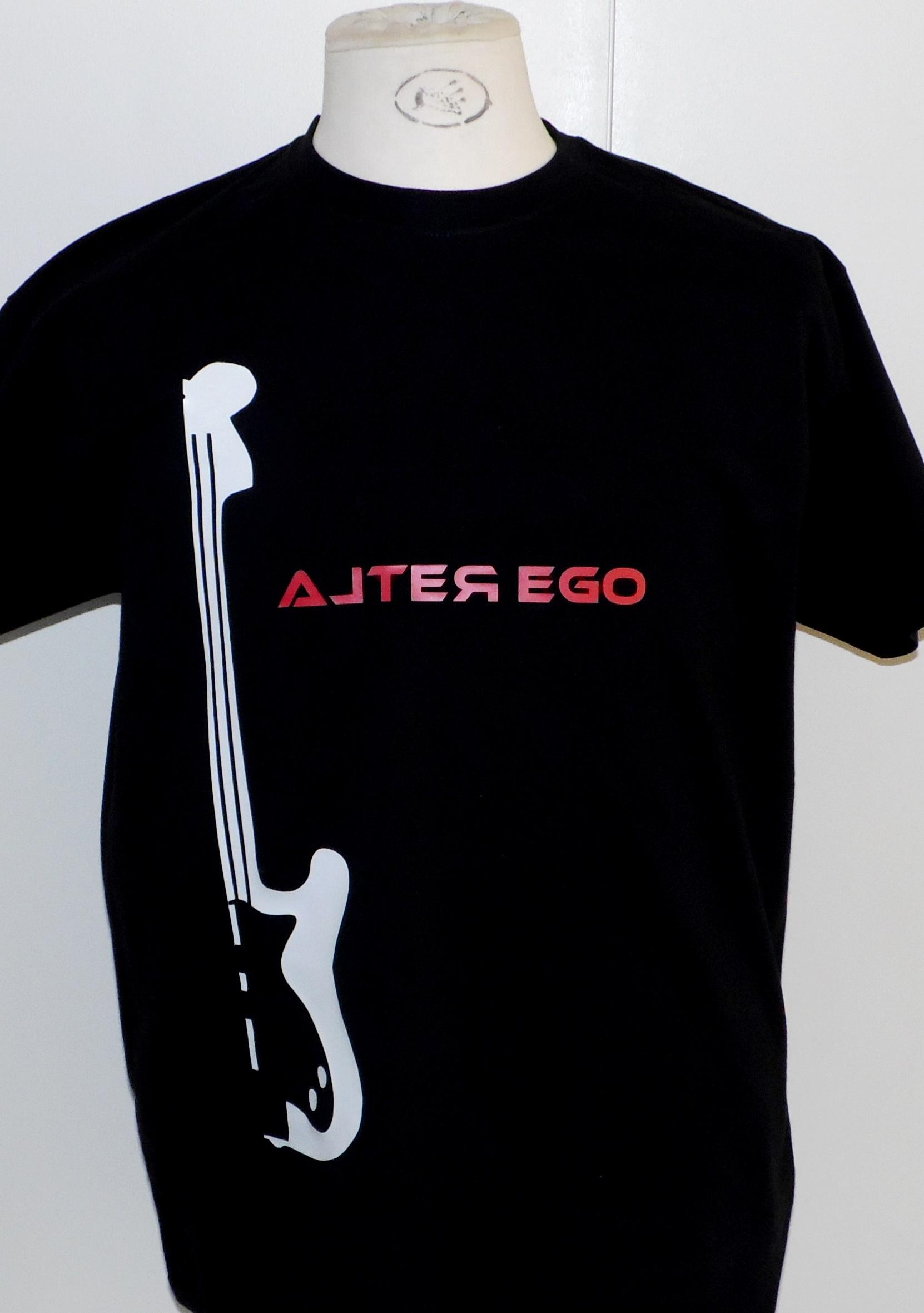 Tee-shirt personnalisé flocage pour groupe de musique