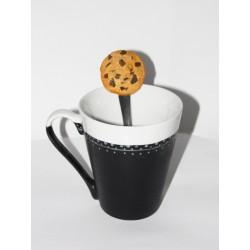 Petite cuillère cookie pépite de chocolat
