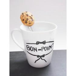 """Mug cadeau maîtresse """" Bon-Point """""""