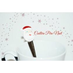 Petite cuillère Père Noël