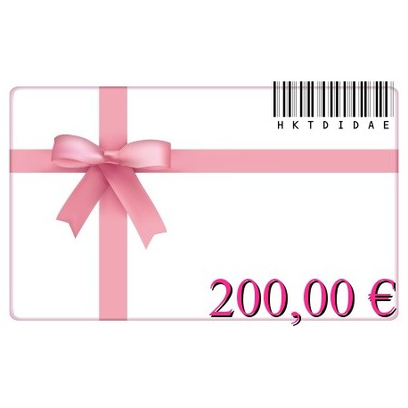 Carte cadeau-200