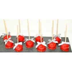 Marque-place pomme d'amour