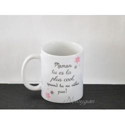 Mug original personnalisé pour maman râleuse