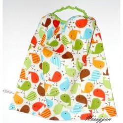 """Serviette de table élastiquée """" Zozio's """" pour enfant"""