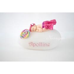 """Veilleuse """"Baby lollipops"""" pour bébé"""