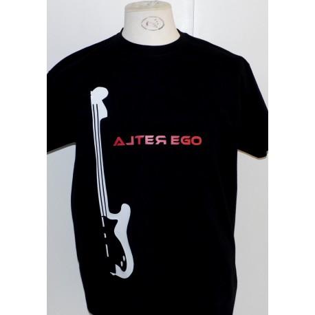 Tee-shirt en coton blanc ou noir à personnalisé