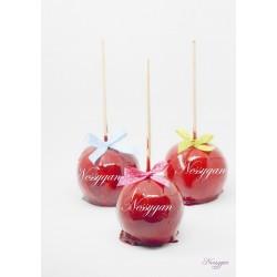 Pomme d'amour taille réelle