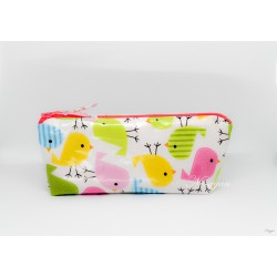 Trousse zozios multicolores