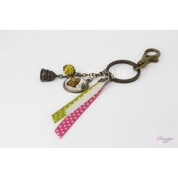 "Porte-clef ""Little butterfly"""