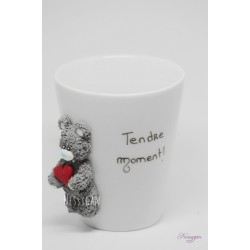 Mug Ourson tendre moment