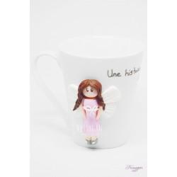 "Mug ""Histoire de fée !"""