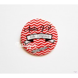 Badge chevron à personnaliser