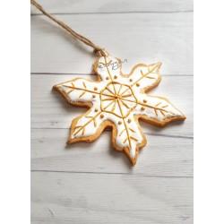 Décoration étoile suspension de Noël