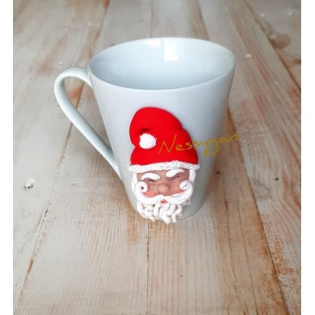 Mug personnalisé par un père Noël