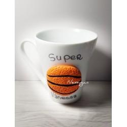 Mug ballon de basket
