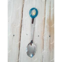 Petite cuillère personnalisée pour professeur de tennis