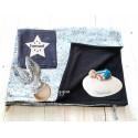 Kit de naissance personnalisé pour bébé Liberty