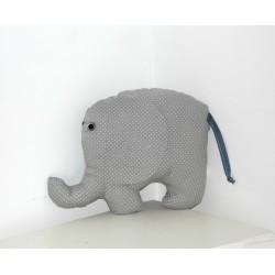 Doudou l'éléphant Grisouille