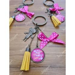 Porte-clef pour une adorable maitresse