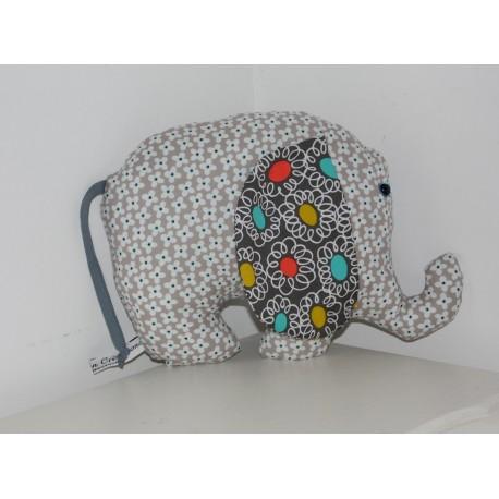 Doudou éléphant Missy pour enfant