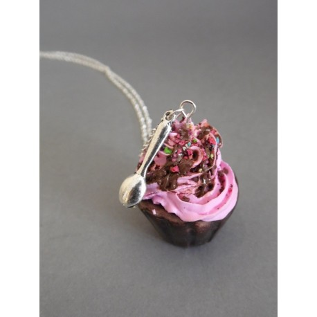Sautoir gourmand Cupcake
