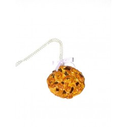 Collier cookie pépites de chocolat