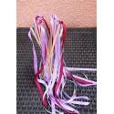 Baguette rubans x20 mariage - 2 couleurs aux choix
